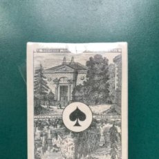 Barajas: FOURNIER - BARAJA FACSIMIL - BARAJA CARTAS IMPERIAL - FRANCIA 1860 - PRECINTADA. Lote 115288035
