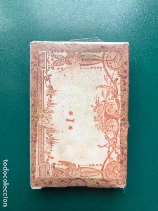 FOURNIER - BARAJA FACSIMIL - JUEGO LOTTO OLLANDESE - ITALIA HACIA 1800 - PRECINTADA (Coleccionismo para Adultos - Barajas)