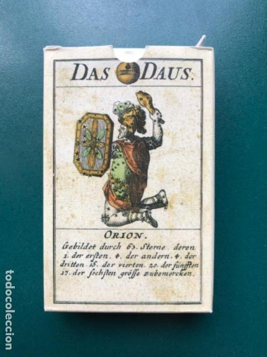 FOURNIER - BARAJA FACSIMIL - BARAJA CARTAS ASTRONOMICA - ALEMANIA 1719 (Coleccionismo para Adultos - Barajas)