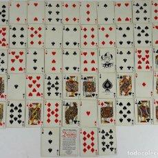 Barajas: BARAJA DE NAIPES DE POKER. BARAJA INGLESA. ARCO PLAYING. 54 CARTAS. CIRCA 1950.. Lote 124629787
