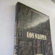 Barajas: FÉLIX ALFARO FOURNIER LOS NAIPES, MUSEO FOURNIER- 1982- HISTORIA GENERAL DESDE SU CREACIÓN. Lote 154411042