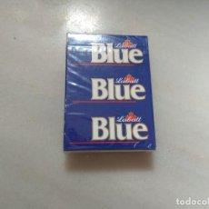 Barajas: BARAJA DE CARTAS BLUE CANADA . Lote 161121774
