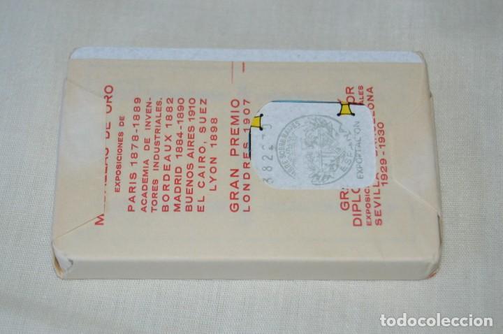 Barajas: Heráclio Fournier - RAFIK antigua - Nueva, envoltorio original, Timbre naipes exportación - Años 60 - Foto 2 - 170009344
