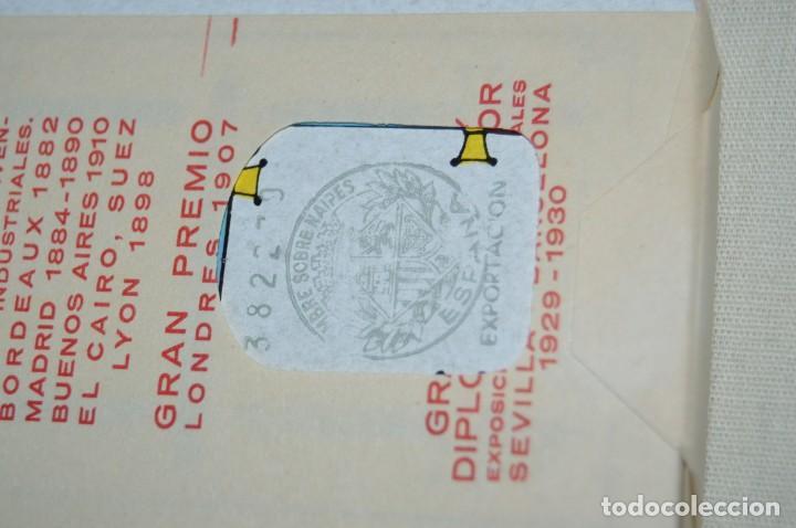 Barajas: Heráclio Fournier - RAFIK antigua - Nueva, envoltorio original, Timbre naipes exportación - Años 60 - Foto 3 - 170009344