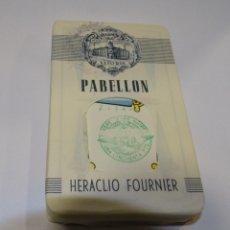Barajas: BARAJA- CARTAS PABELLÓN HERACLIO FOURNIER PRECINTADA SIN ABRIR AÑO 1962. Lote 183018297