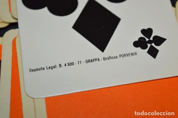 Barajas: Antigua BARAJA ERÓTICA, Buen estado - Completa 54 Cartas/modelos - GRAPPA Spain ¡Mira! - Foto 14 - 208362091