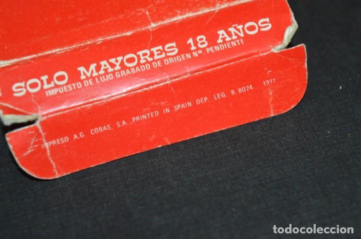 Barajas: Antigua / BARAJA Española SEXY / Buen estado - 48 Cartas/modelos - Marca COBAS Spain - ¡Mira! - Foto 12 - 208363461