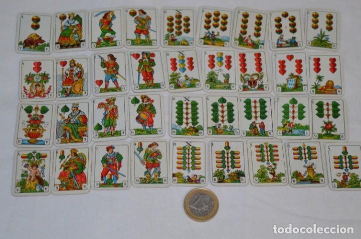 Barajas: MINI BARAJA - Con 36 Naipes / Cartas - Alemania - Años 30 / 40 - De colecciones tabaco ¡Mira fotos! - Foto 3 - 213967596