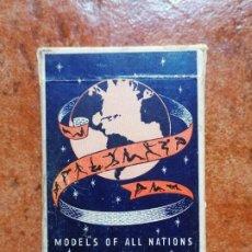 Barajas: CARTAS MODELS OF ALL NATIONS NOVELTIES MEG &SALES CORP. (CARTAS EROTICAS) (086). Lote 220969210