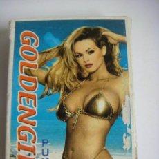Barajas: BARAJA GOLDEN GIRL DELICARCY POKER Nº-2009 ANTIGUA. Lote 235526395