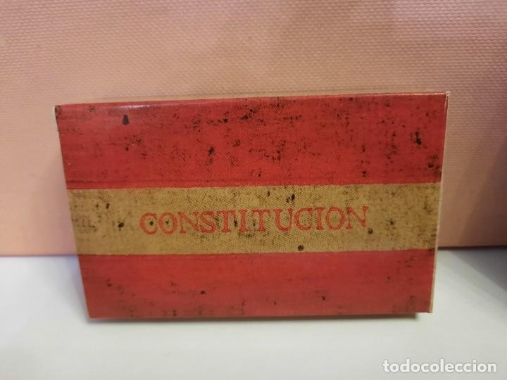 Barajas: BARAJA CARTAS NAIPES CONSTITUCION - Foto 7 - 244927830