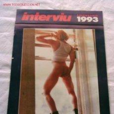 Calendarios: CALENDARIO MADONNA .. DESNUDOS INTERVIU 1993 .. MUSICA. Lote 26416541
