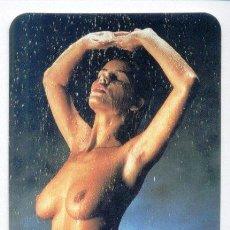 Calendarios: CALENDARIO 1990. CHICA DESNUDA. PUBLICIDAD BAR COIMBRA. TARRAGONA.. Lote 20713728