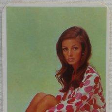 Calendarios: CALENDARIO CHICAS AÑO 1970. Lote 24503206
