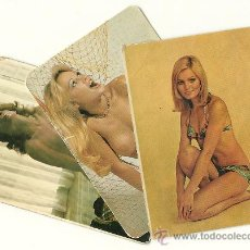 Calendarios: LOTE DE CINCO CALENDARIOS DE CHICAS. AÑOS 1975-78-80-93-94.. Lote 26711790