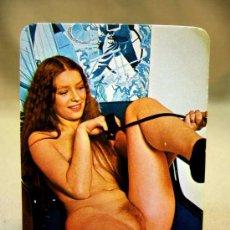 Calendarios: CALENDARIO EROTICO, CHICA POSANDO, PORNOGRAFICO, SIN PUBLICIDAD, 1979. Lote 29827992