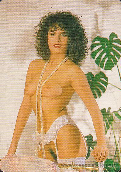Calendario Bolsillo Chica Sexi 1997