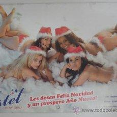Calendarios: CALENDARIO DE PARED AÑO 2012 - ESTEL SHOW GIRLS - DESNUDO ERÓTICO. Lote 32233154
