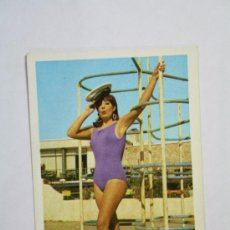 Calendarios: CALENDARIO DE CHICA, SERIE A, Nº 9, AÑO 1969 - PUBLICIDAD DETRÁS JOYERÍA F. PEREZ. Lote 32576964