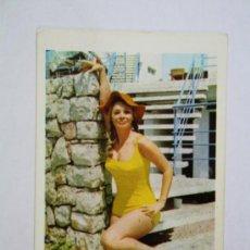 Calendarios: CALENDARIO DE CHICA, SERIE F, Nº 7, AÑO 1969 - PUBLICIDAD DETRÁS JOYERÍA F. PEREZ. Lote 32576969