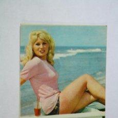 Calendarios: CALENDARIO DE CHICA, SERIE 21, Nº 9, AÑO 1966 - PUBLICIDAD DETRÁS QUIT - GRAS. Lote 32577038
