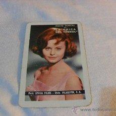 Calendarios: ROCIO DURCAL -LA CHICA DEL TREBOL- FOURNIER 1964. Lote 34414623