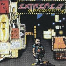Calendarios: EXTREME II - PORNOGRAFFITTI - CD. Lote 39309276