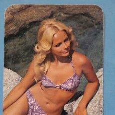 Calendarios: CALENDARIO DE DESNUDOS. AÑO 1973. MUJER BIKINI ROCA, CÓRDOBA. EROTICA SEXY DESNUDO. NO FOURNIER. Lote 39497359
