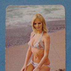 Calendarios: CALENDARIO DE DESNUDOS. AÑO 1973. MUJER BIKINI PLAYA GRANADA. EROTICA SEXY DESNUDO.NO FOURNIER. Lote 39497414