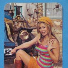 Calendarios: CALENDARIO DE DESNUDOS. AÑO 1973. MUJER COCHE CLÁSICO MECANICA. EROTICA SEXY DESNUDO. NO FOURNIER. Lote 39497434