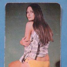 Calendarios: CALENDARIO DE DESNUDOS. AÑO 1973. MUJER ESPALDAS SABADELL. EROTICA SEXY DESNUDO.NO FOURNIER. Lote 39497471
