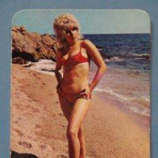 Calendarios: CALENDARIO DE DESNUDOS. AÑO 1973. MUJER BIKINI ROJO CORDOBA. EROTICA SEXY DESNUDO. NO FOURNIER. Lote 39497489
