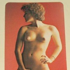 Calendarios: CALENDARIO DE DESNUDOS. AÑO 1978. MUJER PELO RIZADO. DESNUDO SEXY EROTICA. NO FOURNIER. Lote 39601647