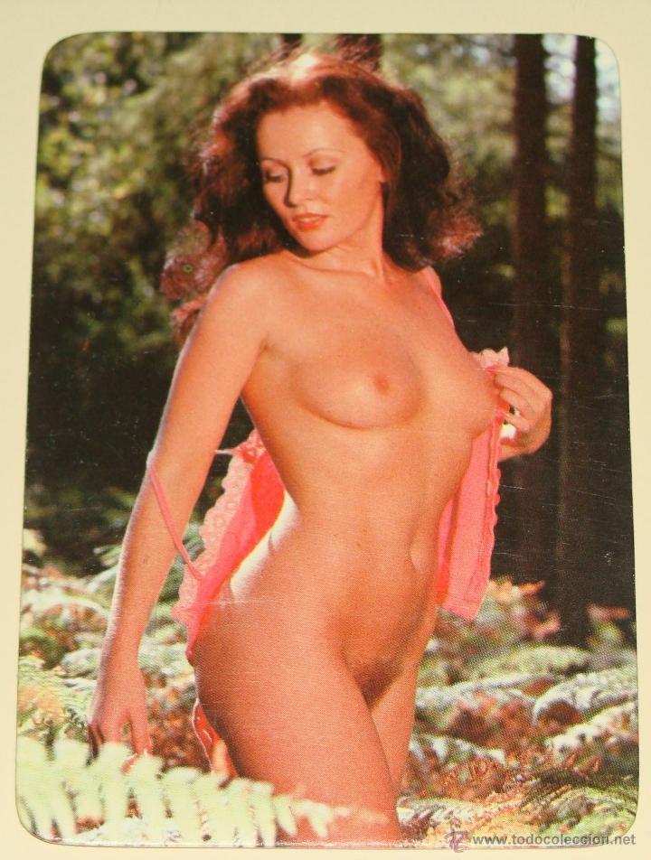 Calendario De Desnudos Año 1978 Mujer Pelirro Sold Through