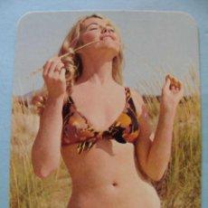 Calendarios: CALENDARIO DE DESNUDOS. AÑO 1974. MUJER SEXY EROTICA. DESNUDA. BIKINI, TRIGAL NO FOURNIER. Lote 43106624