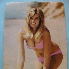 Calendarios: CALENDARIO DE DESNUDOS. AÑO 1974. MUJER SEXY EROTICA. DESNUDA. GUAPA RUBIA NO FOURNIER. Lote 43106631