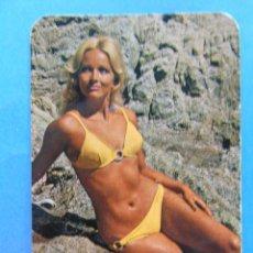 Calendarios: CALENDARIO DE DESNUDOS. AÑO 1973. RUBIA BIKINI. MUJER DESNUDA SEXY EROTICA. NO FOURNIER. Lote 45454551