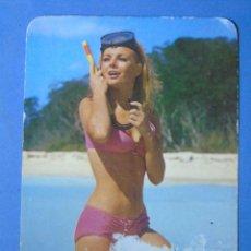 Calendarios: CALENDARIO DE DESNUDOS. AÑO 1975. BUCEADORA BUZO. MUJER MUJERES SEXY EROTICA DESNUDO NO FOURNIER. Lote 47195746