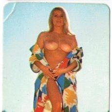 Calendarios: CALENDARIO 1978 DESNUDO MUJER EROTICO MOTOCICLETAS BICICLETAS CANTARELL MANRESA.. Lote 71607583