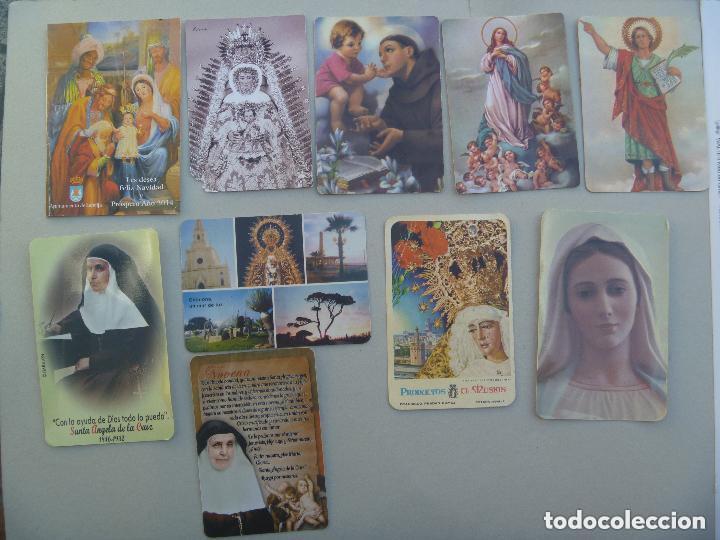 Calendarios: LOTE DE 100 CALENDARIOS DE BOLSILLO : FOURNIER, EROTICOS , RELIGIOSOS, ETC - Foto 3 - 78354081