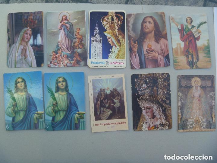 Calendarios: LOTE DE 100 CALENDARIOS DE BOLSILLO : FOURNIER, EROTICOS , RELIGIOSOS, ETC - Foto 4 - 78354081