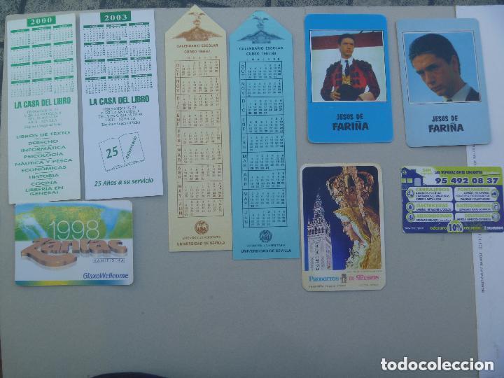 Calendarios: LOTE DE 100 CALENDARIOS DE BOLSILLO : FOURNIER, EROTICOS , RELIGIOSOS, ETC - Foto 5 - 78354081