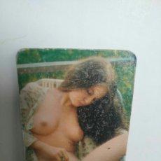 Calendarios: CALENDARIO DE BOLSILLO DESNUDO FEMENINO EROTICO AÑO 1978 CON PUBLICIDAD. Lote 85226379