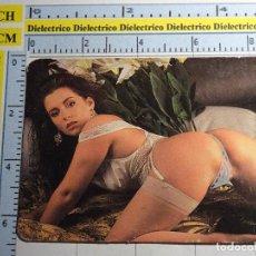 Calendarios: CALENDARIO DE BOLSILLO. AÑO 1994. DESNUDOS. MUJER SEXY ERÓTICA. MÁLAGA NO FOURNIER. Lote 85947988