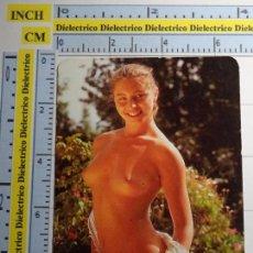 Calendarios: CALENDARIO DE BOLSILLO. AÑO 1994. DESNUDOS. MUJER SEXY ERÓTICA. MÁLAGANO FOURNIER. Lote 85948048