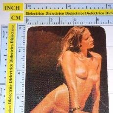 Calendarios: CALENDARIO DE BOLSILLO. AÑO 1979. DESNUDOS. MUJER SEXY ERÓTICA. NO FOURNIER. Lote 136643509