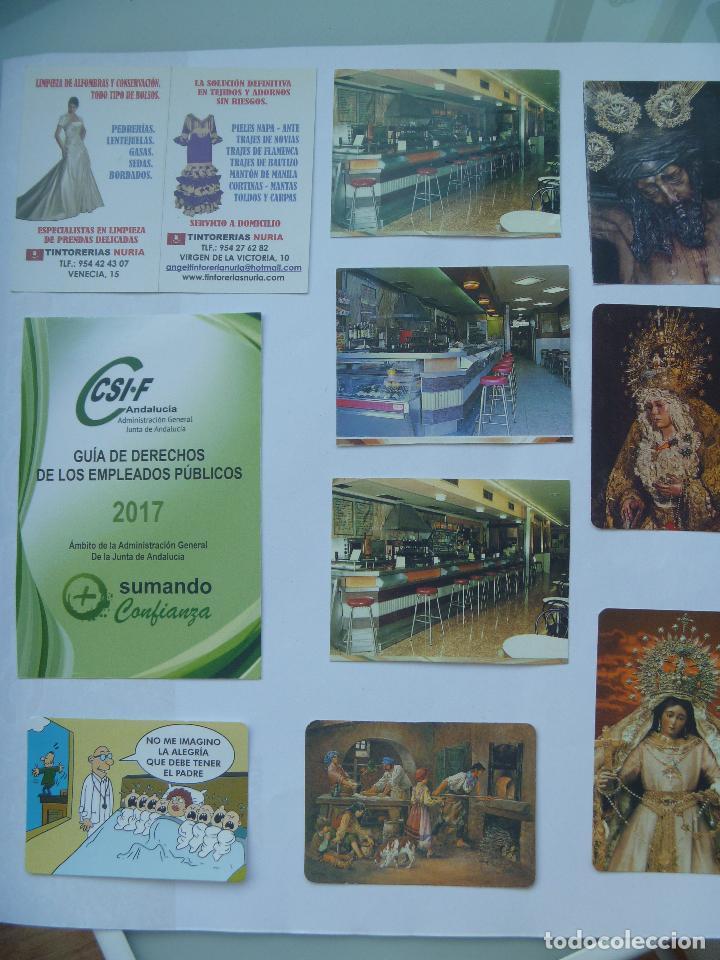 Calendarios: LOTE DE 100 CALENDARIOS DE BOLSILLO : FOURNIER, EROTICOS , RELIGIOSOS, ETC - Foto 7 - 78354081