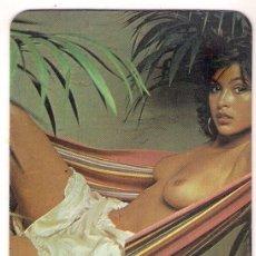 Calendarios: -64643 CALENDARIO DESNUDO FEMENINO, EROTICO, AÑO 1978, SERIE DLB, COMPAÑIA INTERNACIONAL DE SEGUROS. Lote 98807091