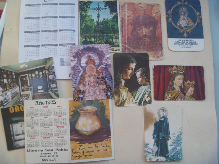 Calendarios: LOTE DE 100 CALENDARIOS DE BOLSILLO : FOURNIER, EROTICOS , RELIGIOSOS, ETC - Foto 9 - 78354081