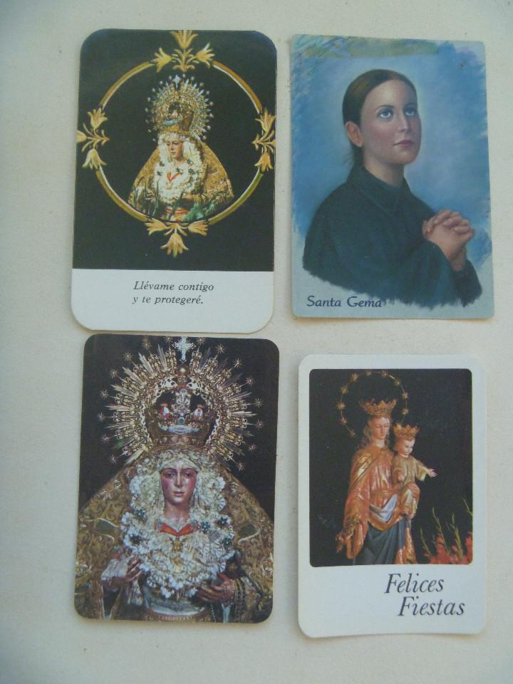 Calendarios: LOTE DE 100 CALENDARIOS DE BOLSILLO : FOURNIER, EROTICOS , RELIGIOSOS, ETC - Foto 10 - 78354081
